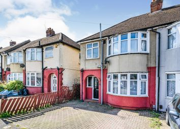 Thumbnail 3 bed end terrace house for sale in Shelley Road, Luton