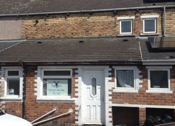 Thumbnail 2 bedroom terraced house to rent in Chestnut Street, Ashington