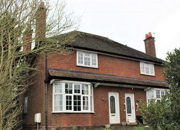 Thumbnail 3 bed semi-detached house to rent in Fryerning Lane, Ingatestone, Essex