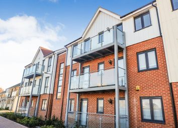Thumbnail 2 bed flat to rent in Sunliner Way, South Ockendon