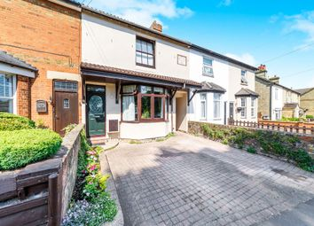 Thumbnail 3 bedroom terraced house for sale in Hitchin Road, Stotfold, Hitchin