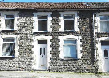 Thumbnail 3 bed terraced house for sale in Deri Terrace, Pontygwaith