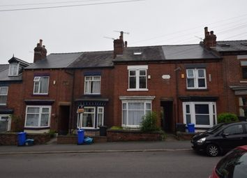 Thumbnail 3 bed terraced house to rent in Peveril Road, Sheffield