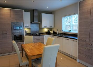 Thumbnail 4 bed detached house for sale in Crackington Avenue, Exeter