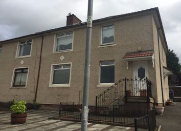 Thumbnail 2 bed flat to rent in Broomfield Street, Airdrie, North Lanarkshire
