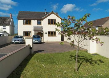 Thumbnail 3 bed detached house for sale in Porthyrhyd, Carmarthen
