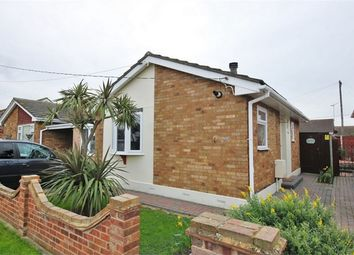 Thumbnail 3 bed detached bungalow for sale in San Remo Road, Canvey Island, Essex