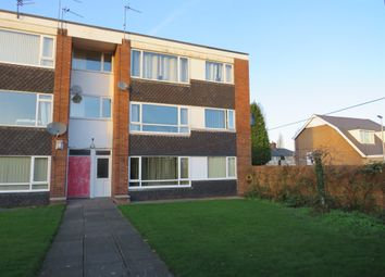 Thumbnail 2 bed flat for sale in Hobs Road, Wednesbury