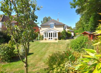 Thumbnail 4 bed detached house for sale in Holbrook, Ipswich, Suffolk