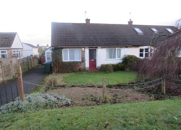 Thumbnail 3 bed semi-detached bungalow for sale in Rempstone Road, East Leake, Loughborough