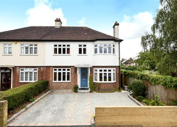 Thumbnail 3 bed semi-detached house for sale in Cedars Road, Beckenham