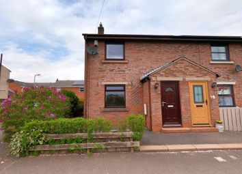 Thumbnail 2 bed semi-detached house to rent in Barclose, Scaleby, Carlisle