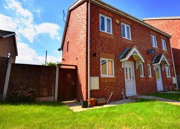 Thumbnail 2 bed semi-detached house for sale in Camden Grove, Maltby, Rotherham, South Yorkshire
