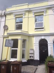 Thumbnail 7 bed town house to rent in North Road West, City Centre, Plymouth