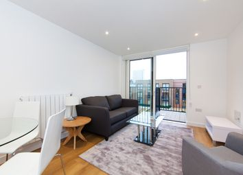 Thumbnail 1 bed flat for sale in Royal Victoria Gardens, Marine Wharf, Surrey Quays