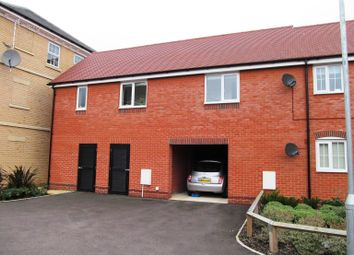 Thumbnail 2 bedroom flat for sale in Jubilee Crescent, Needham Market