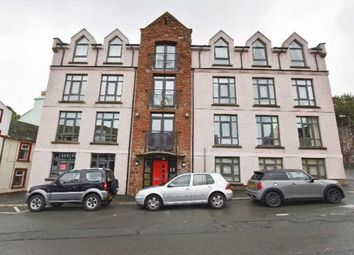 Thumbnail 1 bed flat for sale in The Wharfside Apartments, Peel