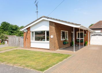 Thumbnail 3 bedroom detached bungalow for sale in Bernards Gardens, Shepherdswell, Dover