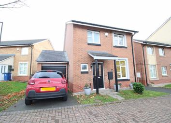 Thumbnail 3 bed detached house for sale in Snowberry Grove, South Shields
