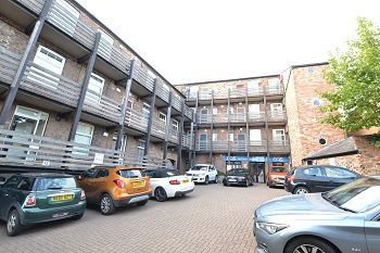 Thumbnail 1 bed flat for sale in 1 Georges Court, Chestergate, Macclesfield, Cheshire