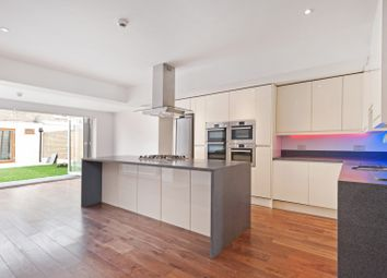 Thumbnail 4 bed detached house to rent in Branksea Street, London