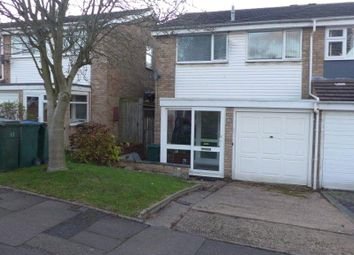 Thumbnail 3 bed semi-detached house for sale in Abbeydale Close, Binley, Coventry, West Midlands