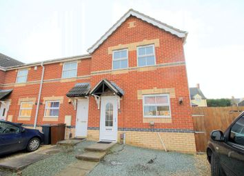Thumbnail 3 bed terraced house for sale in Lupin Road, Lincoln