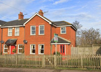 Thumbnail 3 bed semi-detached house to rent in Chartham Downs Road, Chartham, Canterbury