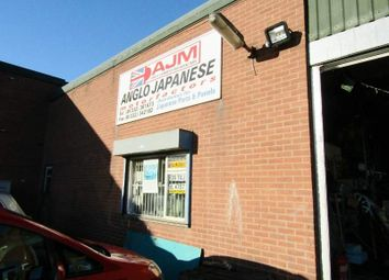 Thumbnail Retail premises for sale in Unit 28 Robinsons Industrial Estate, Derby