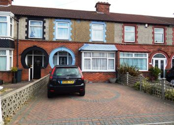 Thumbnail 3 bedroom terraced house for sale in Hawthorn Crescent, Cosham, Portsmouth