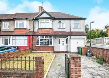 Thumbnail 4 bed end terrace house for sale in Horncastle Road, Lee, London, .