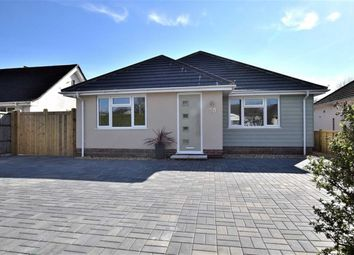 Thumbnail 3 bed detached bungalow for sale in Hengistbury Road, Barton On Sea, New Milton