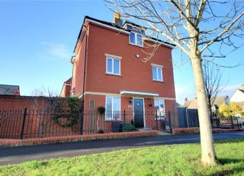 Thumbnail 5 bed detached house for sale in Curie Avenue, Okus, Swindon