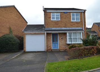 Thumbnail 3 bed detached house to rent in Park Lodge View, Skelmanthorpe, Huddersfield
