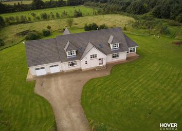 Thumbnail 4 bed detached house for sale in Auchencloigh, Galston