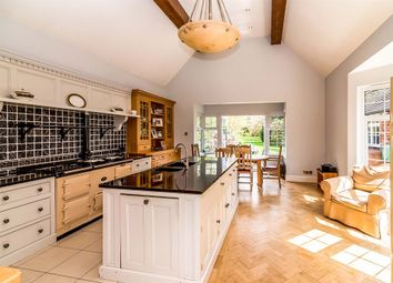 Thumbnail 5 bed detached house for sale in Stafford Road, Lichfield