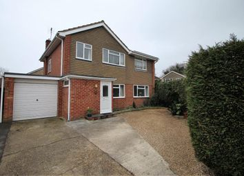 Thumbnail 5 bedroom detached house for sale in Armitage Drive, Frimley