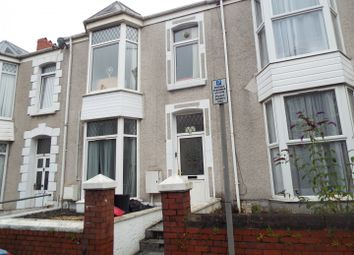 Thumbnail 6 bed terraced house for sale in 46 Gwydr Crescent, Uplands, Swansea