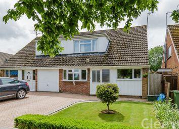 Thumbnail 3 bed semi-detached house for sale in Parkwood Grove, Charlton Kings, Cheltenham
