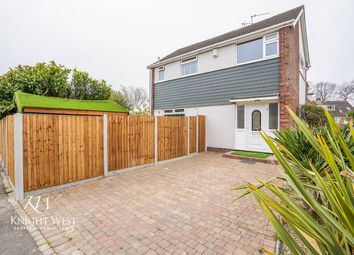 Thumbnail 3 bed semi-detached house for sale in Thurlston Close, Colchester