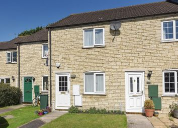 Thumbnail 2 bed terraced house for sale in Langford, Bicester