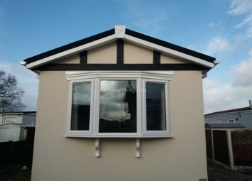 Thumbnail 1 bed mobile/park home for sale in Gladstone Way, Mancot, Deeside