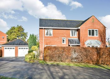 Thumbnail Detached house for sale in Farriers Field, Upavon, Pewsey