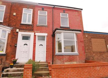 Thumbnail 4 bedroom terraced house for sale in Alma Road, Burnage, Manchester