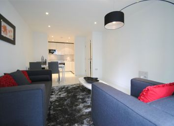 Thumbnail 1 bed flat to rent in Waterhouse Apartments, 3 Saffron Central Square, Croydon, Surrey