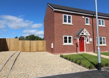 Thumbnail 3 bed semi-detached house for sale in 8 Garside Close, Willowbank Meadows, Hengoed