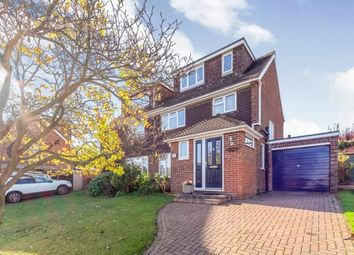 Thumbnail 4 bed semi-detached house for sale in Maple Close, Larkfield, Aylesford