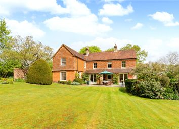 Thumbnail 6 bed detached house for sale in Mount Road, Highclere, Newbury, Hampshire