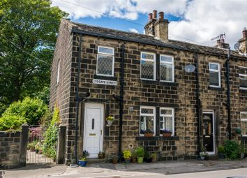 Thumbnail 3 bed end terrace house for sale in Lydgate Street, Calverley, Pudsey