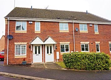 Thumbnail 2 bedroom maisonette for sale in Sandmartins Close, Mansfield